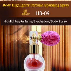 Body Highlighter Perfume Sparkling Spray