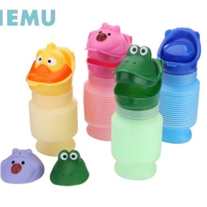 Cartoon Pee-pee bottle