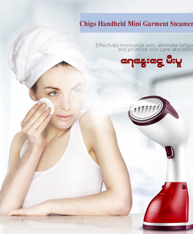 Chigo Handheld Mini Garment Steamer