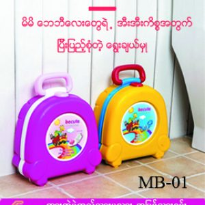 Portable Baby Sitting Toilet