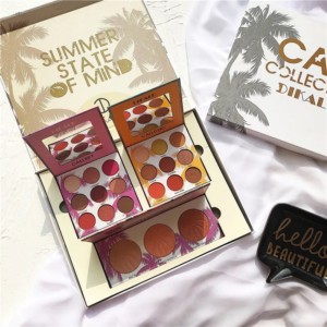 Beauty Creation Eyeshadows/Highlighters 3 in 1 Giftset