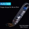 Autobot Mini handled Car Vacuum