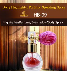 Body Highlighter Perfume Sparkling Spray