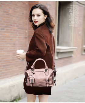 Leather Tote Two Ways