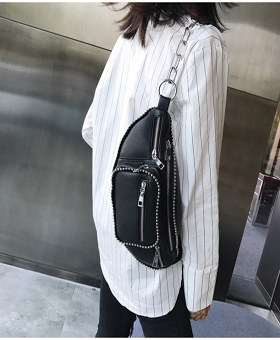 Waist Bag Studded Multi-Ways
