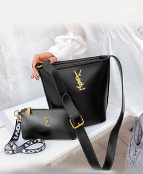 Leather Tote Twin Bags