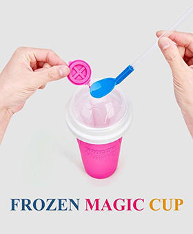 Frozen Magic Cup