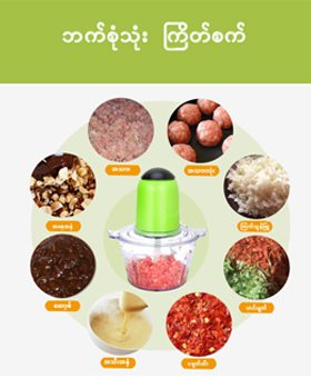 Multifunction Auto Blender
