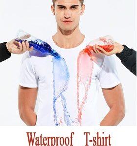 Nano Fabric Waterproof T-shirt