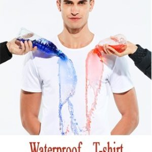 Nano Fabric Waterproof T-shirt