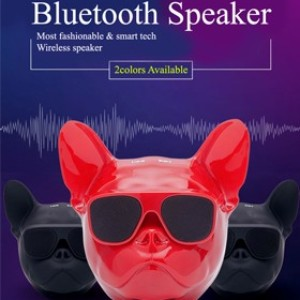 Bulldog Bluetooth Wireless Speaker