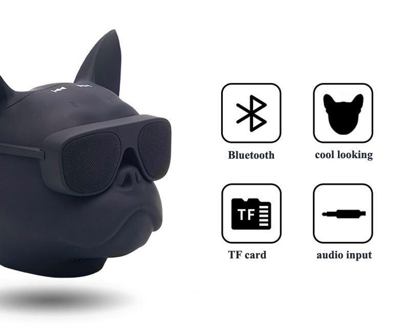 Bulldog Bluetooth Wireless Speaker