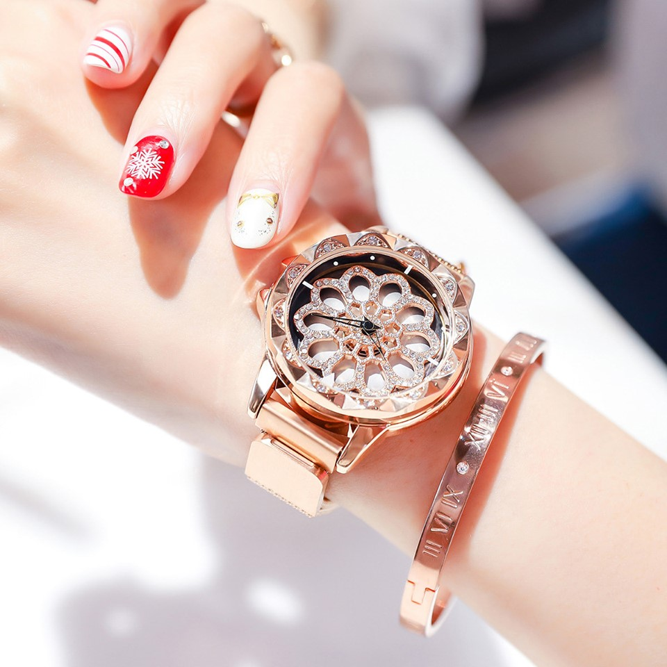 Lucky Diamond Watch