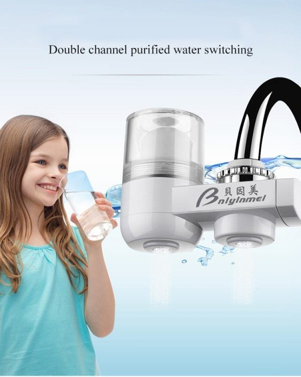Purified Water Cleansing