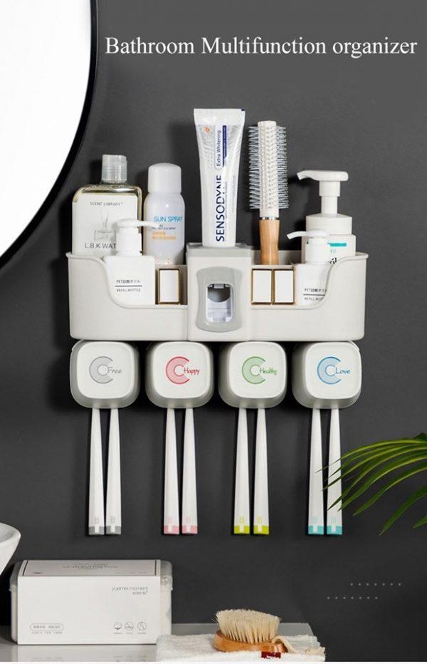 Bathroom Multifunctional Organizer