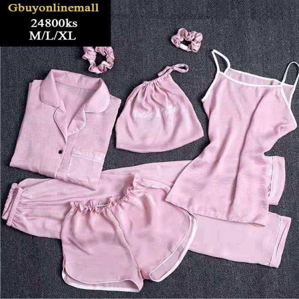 Silk Pajama Set NEW