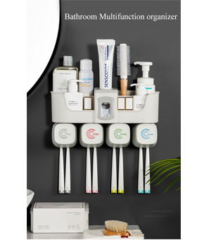 Bathroom Multifunctional Organizer
