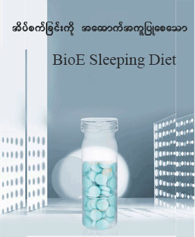 Bio-E Sleeping Diet