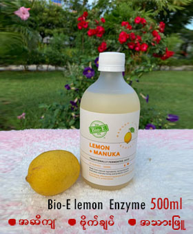 Bio-E Lemon Enzyme