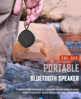 Portable Magnetic Bluetooth Speaker