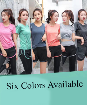 New Gym sport wearing sets