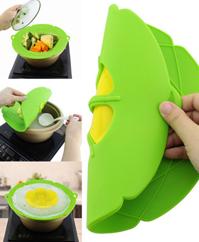 Multi-funtion Lid Cover and Spill Stopper