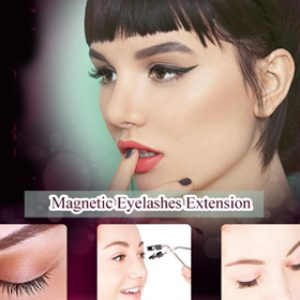 Magnetic Eyelashes Extension