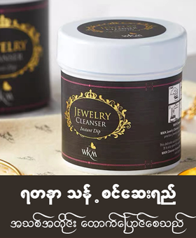 Jewelry Cleanser